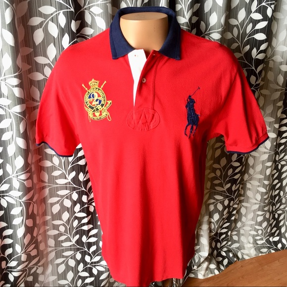 Polo by Ralph Lauren Other - Polo Ralph Lauren Men's Polo Shirt Big Pony Crest